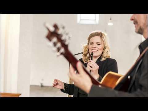 Video: Akustik Duo Ina & Jon - Hochzeitssängerin - Halleluja - All of Me - - Jon Rosenau