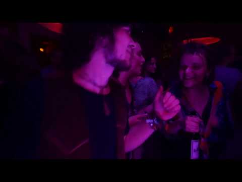 Video: Mister Grovve beim Polyester Club 2019