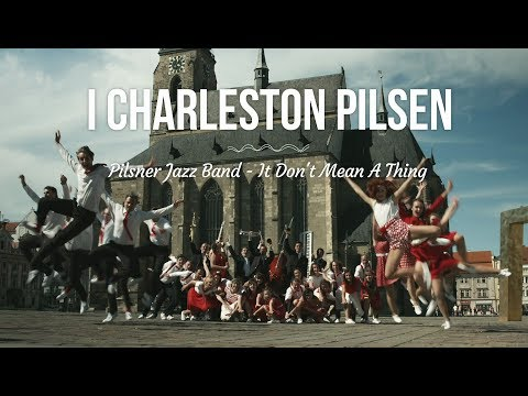 Video: Pilsner Jazz Band - It Don't Mean A Thing /official clip/