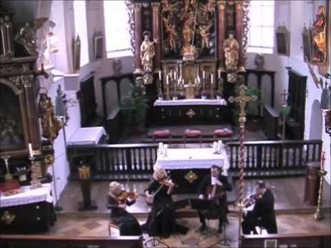 """Video: Mendelssohn Hochzeitsmarsch/ """"Just the way you are"""" Air von Bach u.a."""