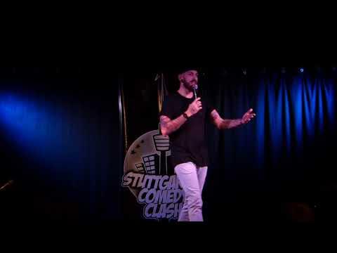 Video: Stuttgarter Comedy Clash - Dez.17 - 2. Platz