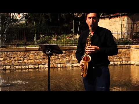"""Video: Dominik spielt """"I Will Always Love You"""" auf einer Hochzeit"""