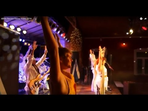 Video: Abba Review Promo - Tribute To Abba. Clubkonzert.