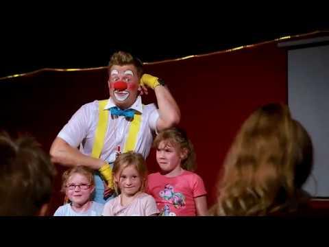 Video: Clown Show und Walk Act von DimDim