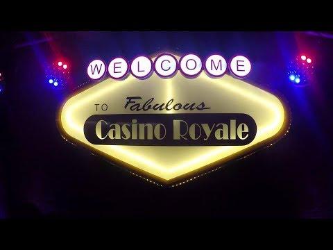 Video: CASINO ROYALE Live-Demo