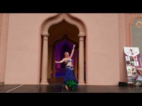 Video: Orientalischer Tanz   Bauchtanz