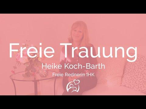 Video: Vorstellungsvideo Traurednerin Heike Koch-Barth (IHK) von Rede mit Herz
