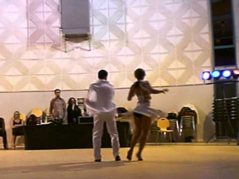 Video: Showteam Dance-in Trier