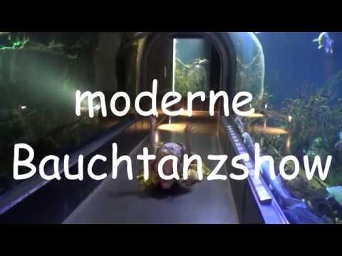 Video: moderne Bauchtanz Show