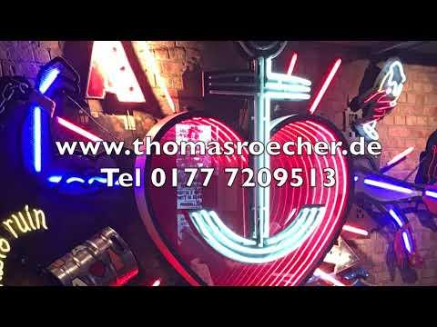 Video: Alleinunterhalter Thomas Röcher, Auftritt Astra Brauerei - Reeperbahn ( St. Pauli)