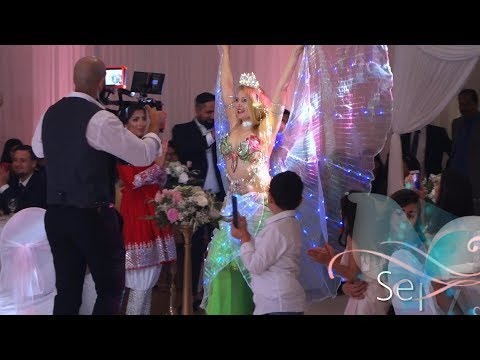 Video: Bauchtänzerin Seiya, Oryantal, High Class Wedding Bellydance Show 2019