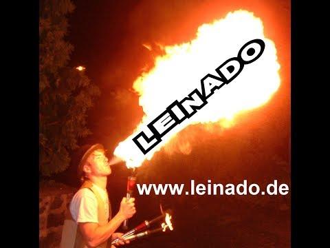 Video: Leinado Jongleur Die Show 2017