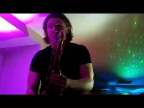 Video: Klingande - Jubel. Oleg Jakushov, saxophone.