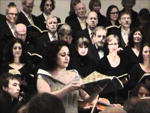 "Video: Händel Arie ""Rejoice"""
