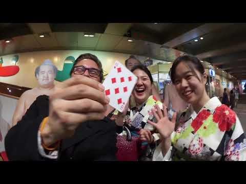 Video: Firmenfeier Promo Video Showreel - Comedy Magier aus Düsseldorf (NRW)