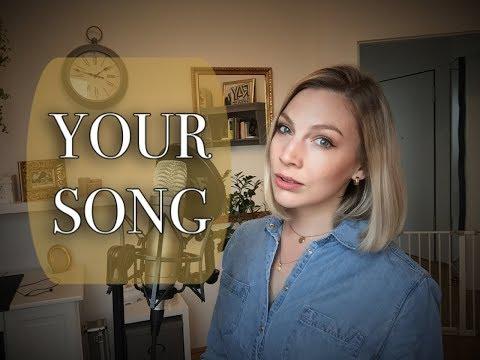 Video: Your Song - Elton John Cover (Sammet & Seide)
