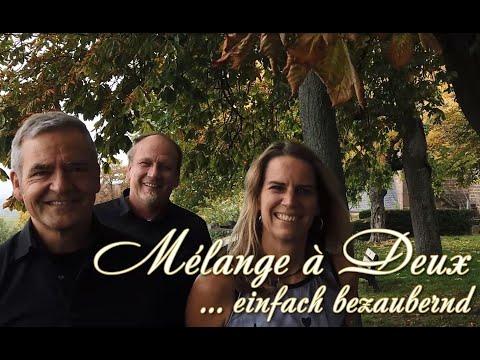 Video: Mélange à Deux Trio Projekt - Salsa pour trois