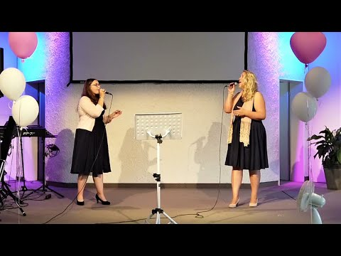 Video: All of me - Esther Zanders und Tina Hofmann - Duett