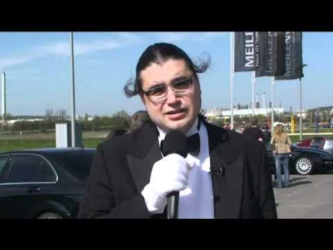 Video: Chaosbutler THEO STEICHELE beim Lambo-Tag