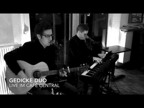Video: Gedicke Duo Live
