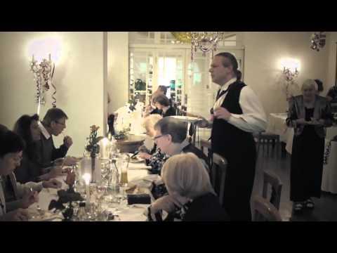 Video: Comedykellner Francois: Humorvolle Begleitung für Familienfeiern und Betriebsfeiern