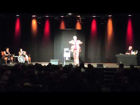 Video: Auftritt im Roxy in Ulm (600 Gäste)