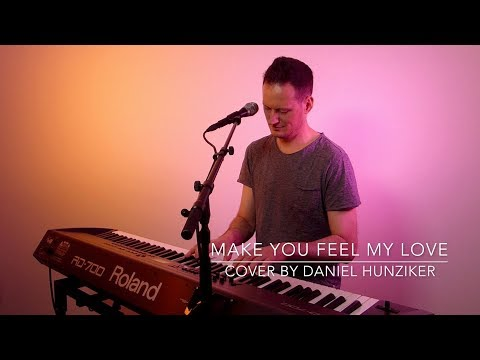 Video: Adele - Make You Feel My Love - Vocal and Piano Cover