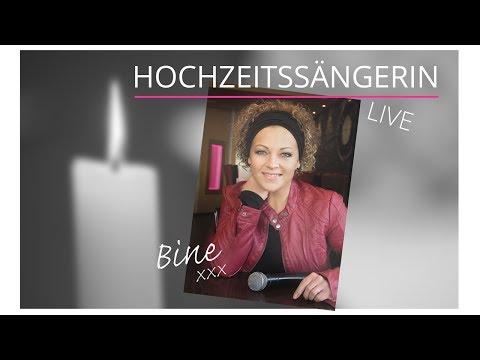 """Video: Hochzeitssängerin Bine - Im Auftrag der Liebe mit """"Jasmin & Markus"""""""