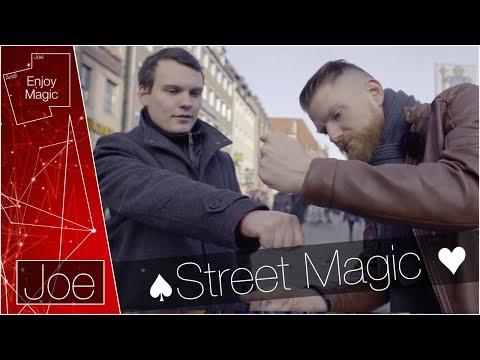 Video: Street Magic mit Joe von Enjoy Magic