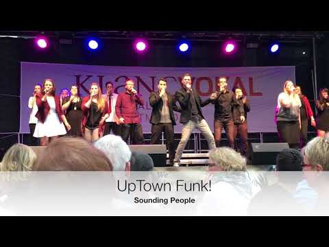 Video: Uptown Funk (Bruno Mars Cover)