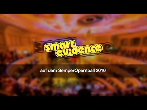 Video: Smart Evidence auf dem SemperOpernball 2016