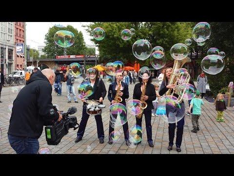 Video: Mobile Damen Jazzband aus Berlin