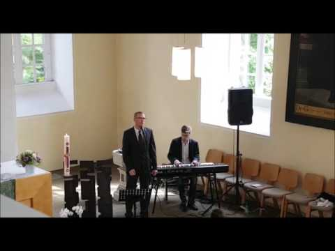 Video: Christoph Busch - Halt mich (Herbert Grönemeyer)
