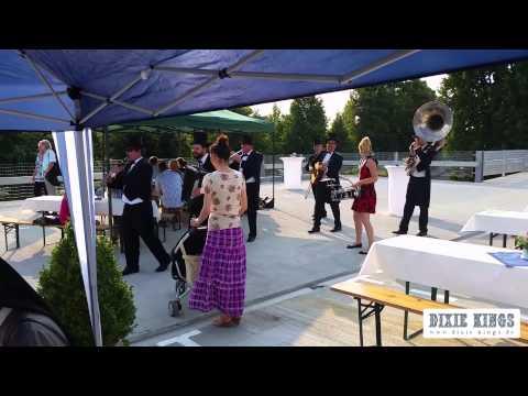 Video: 7 Musiker - Mobile Band beim Jazz After Work - 2014 Hildesheim