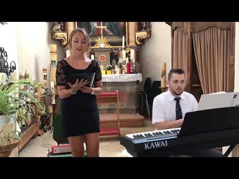 Video: Ich sage ja - Hochzeitsversion (You raise me up)