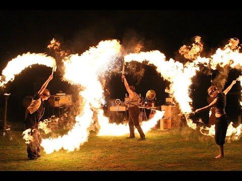 Video: Feuerkünstlergruppe Inferno Showreel