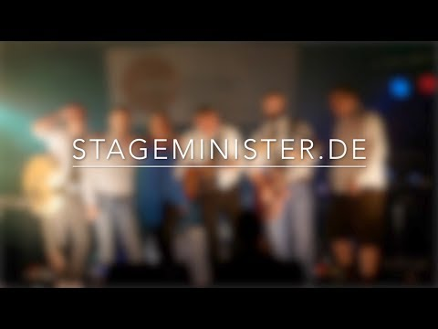 Video: Stageminister: LIVE!
