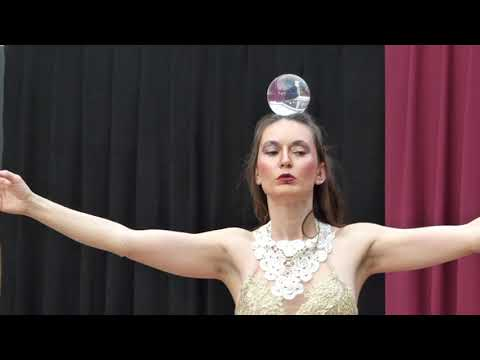 Video: Klassikshow im Venedig Stil - Bühnenshow Kerry Balder