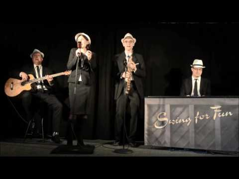 Video: Swing for Fun Quartett, Nah Neh Nah