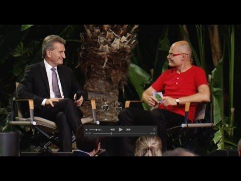 Video: Zusammenschnitt aus der Promi-TV-Show INSELDENKER