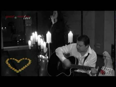 Video: Hörprobe für Trauungen mit Amazing Grace,I will always love you, from this moment, feels like home  ,