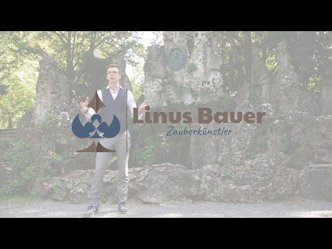Video: Zauberkünstler Linus  Bauer / Trailer