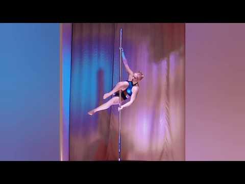 "Video: Poledance Show ""Dance Monkey"""