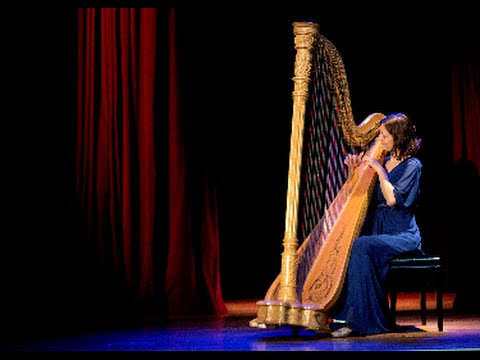 Video: Baroque Flamenco - Nicole Müller (harp/Harfe)