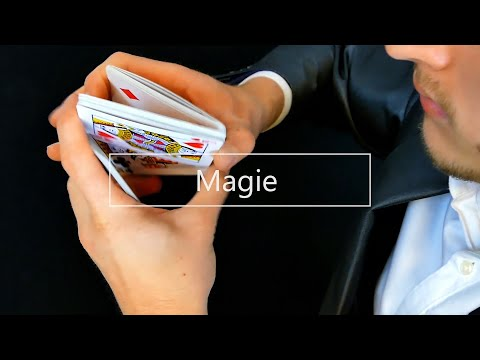Video: Zauberkünstler Lukas Glunk 2020