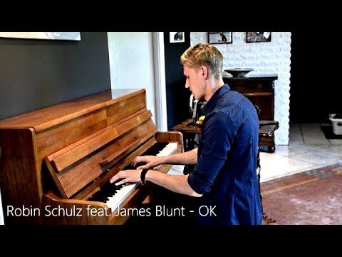 Video: Robin Schulz feat. James Blunt - OK