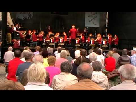 Video: Dagmar Pesta und das Jugendblasorchester Halberstadt: Amazing Grace