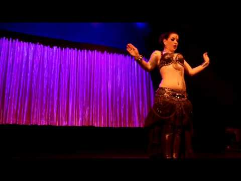 Video: Gypsy Fusion mit Samira Saabet bei TanzArtViersen in Nettal Feb 2017