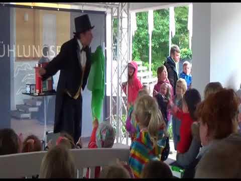 Video: Verrückter Zauberstab