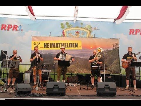 Video: Die Heimathelden beim weltgrößten Weinfest in Bad Dürkheim